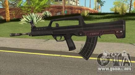 QBZ-95 para GTA San Andreas