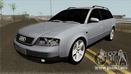 Audi A6 C5 Avant 3.0 V8 para GTA San Andreas