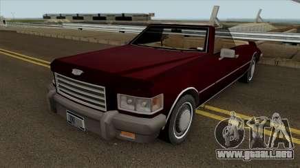 Idaho HD para GTA San Andreas