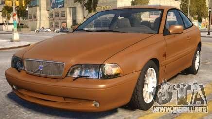 Volvo C70 1999 para GTA 4