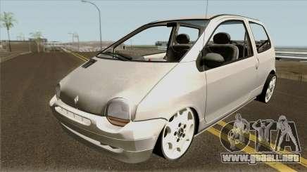 Renault Twingo para GTA San Andreas