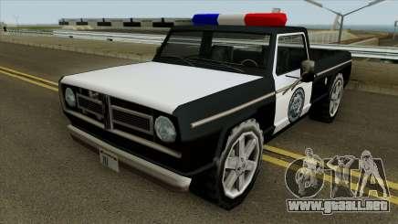 La COP. para GTA San Andreas