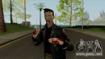 Zombie Claude para GTA San Andreas