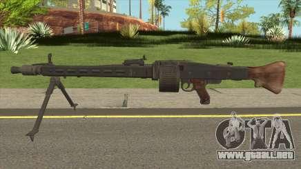MG-42 para GTA San Andreas