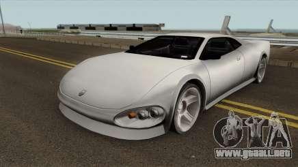 Infernus HD para GTA San Andreas