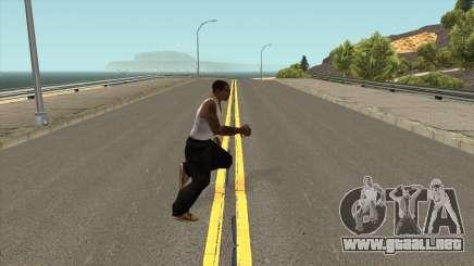No deje de para GTA San Andreas