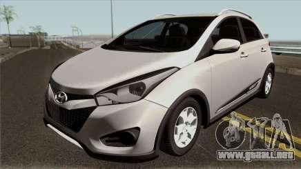 Hyundai HB20X para GTA San Andreas
