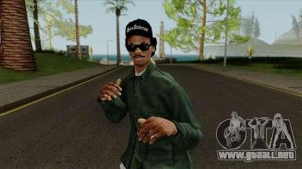 Ryder Legacy HD para GTA San Andreas