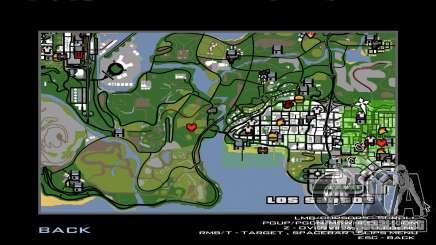Missing Icons para GTA San Andreas