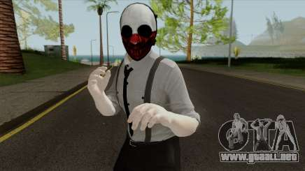 Payday 2 Wolf Reservoir Dogs (Fan Made) para GTA San Andreas