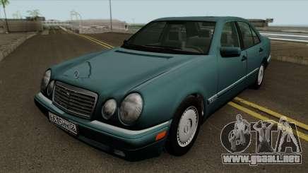 Mercedes-Benz E-Klasse W210 E200 CDI para GTA San Andreas
