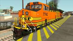 GE ES44DC - BNSF Locomotive