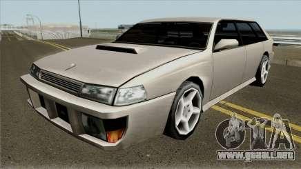 Sultan Hatchback para GTA San Andreas