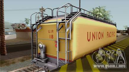 Union Pacific Turbine Tender para GTA San Andreas