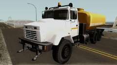 Kraz 6322 para GTA San Andreas
