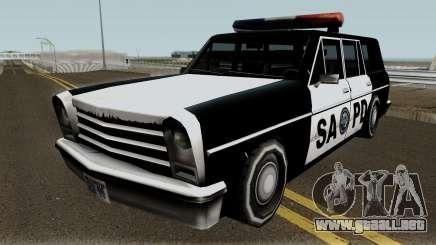 Perennial SAPD para GTA San Andreas
