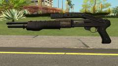SPAS-12 HQ (Witch HD Original Icon) para GTA San Andreas