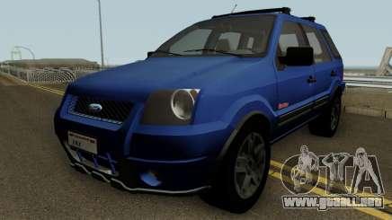 Ford EcoSport 2007 para GTA San Andreas