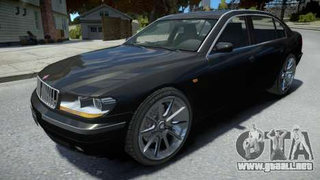 Oracle XS Sport para GTA 4