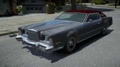 Lincoln Continental Mark IV 1974 para GTA 4