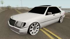 Mercedes-Benz (S-Class) W140 para GTA San Andreas