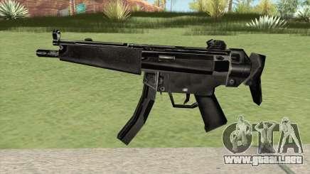 MP5 (Counter Strike 1.6) para GTA San Andreas