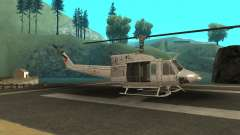 Agusta Bell 212 Turkısh Fuerzas Navales para GTA San Andreas