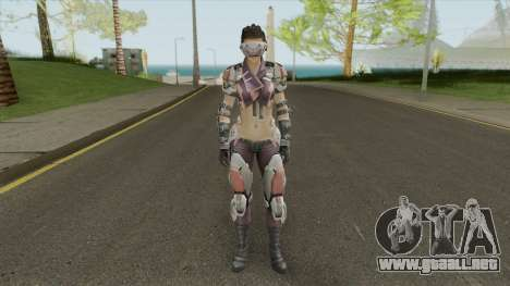 Maven Ordinary (Ghost In The Shell) para GTA San Andreas