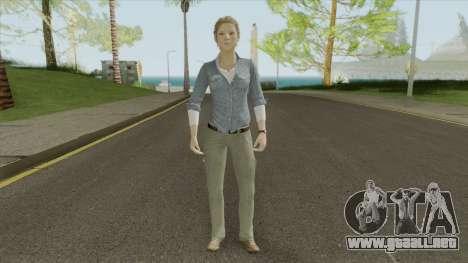 Elena Fisher (Uncharted 3) para GTA San Andreas