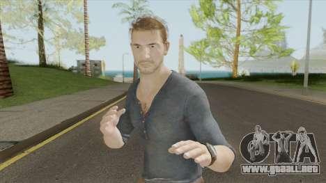 Nathan Drake (Uncharted 4) para GTA San Andreas