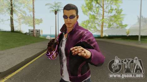 Johnny Gat (Saints Row: Gat Out Of Hell) para GTA San Andreas