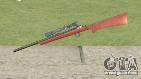 Sniper Rifle (HD) para GTA San Andreas
