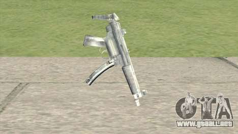 MP5 (HD) para GTA San Andreas