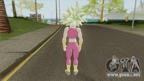 Kefla (Dragon Ball FighterZ) para GTA San Andreas