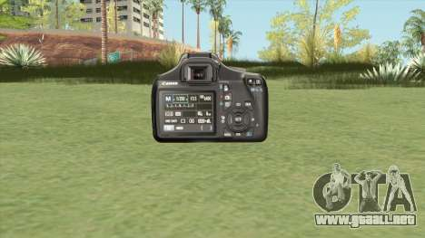 Camera (HD) para GTA San Andreas