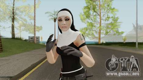 Jacqueline Moorehead (Hitman: Absolution) para GTA San Andreas