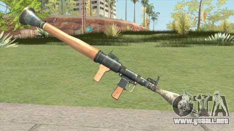 Rocket Launcher (HD) para GTA San Andreas