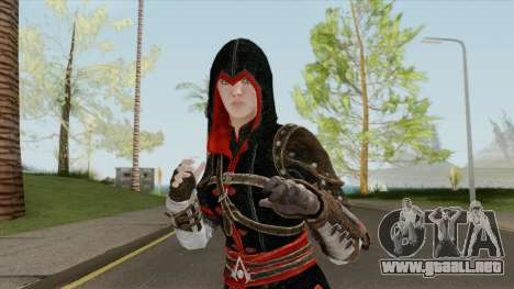 Evie Frye (Assassins Creed Syndicate) para GTA San Andreas
