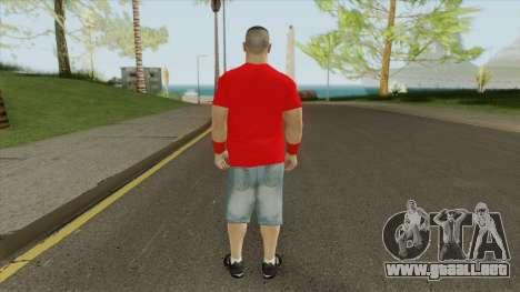 John Cena V2 para GTA San Andreas