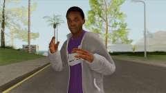 New Ballas Skin V3 (HD) para GTA San Andreas