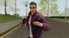 Johnny Gat (Saints Row: Gat Out Of Hell) para GTA San Andreas