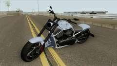 Western Motorcycle Nightblade (V2) GTA V