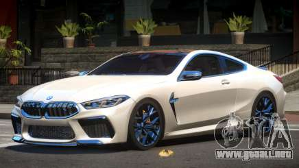 BMW M8 Competition para GTA 4