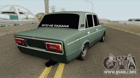 VAZ 2106 a (V2) para GTA San Andreas