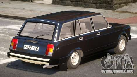 VAZ 2104 para GTA 4