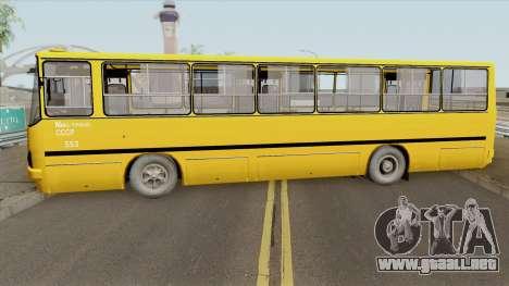 Ikarus 260 para GTA San Andreas