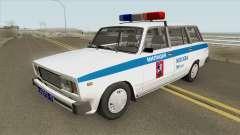 VAZ 2104 (Policía de Moscú)