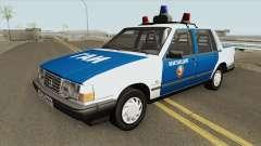 Volvo 460 (Police) 1991