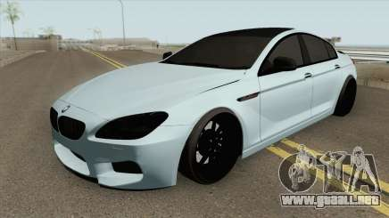 BMW M6 Gran Coupe (Modified) para GTA San Andreas
