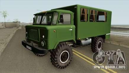 GAZ 66 (HQ) para GTA San Andreas